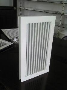 Алюминиевый экран решетки двери