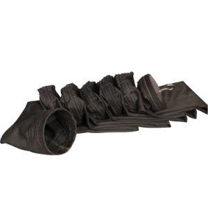 PTFEの膜を搭載する編まれたタイプガラス繊維のフィルター・バッグ