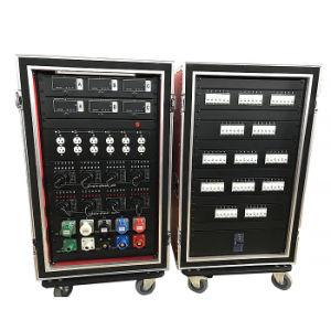 Socapex 산출을%s 가진 54의 채널 통신로 단계 전력 공급 배급 상자