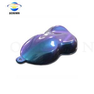 車の顔料のための車の絵画カメレオンの顔料カラーシフトカラー転移の顔料