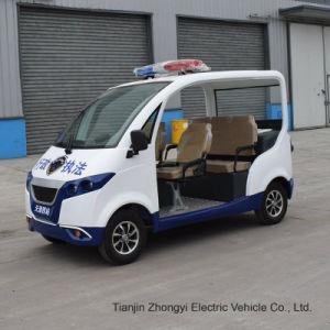 O Veículo Eléctrico Zhongyi viatura policial 5 LUGARES