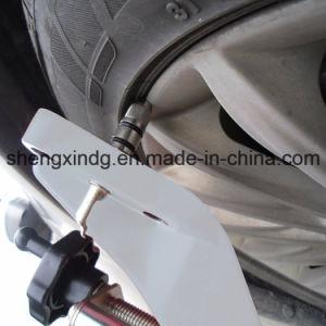 車輪のアダプターの縁クランプWa002との車車輪のアライナのホイール・アラインメント