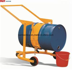 中国の製造業者300kg容量HD80Aのドラム揚げべらおよびTilter