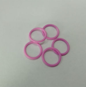 O-ring de op hoge temperatuur van het Silicone