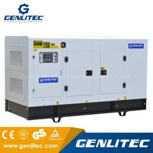Genlitec 힘 (GPC150S) Cummins Engine 힘 120kw/150kVA 침묵하는 디젤 엔진 Genset