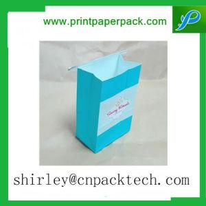 Великолепные Custom магазинов косметического ухода за кожей подарки мешок для упаковки бумаги