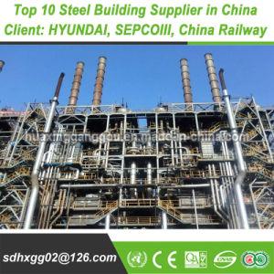 Multi-Floor transporte conveniente estructurar edificios de acero