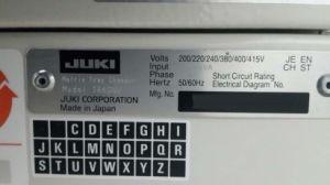 高速チップMounter Juki LEDの一突きおよび場所機械