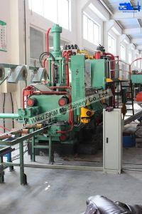 Hydraulische Aluminiumstrangpresse/Strangpresßling-Maschine mit Rexroth Pumpe