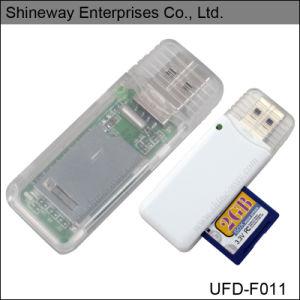 Многофункциональный USB флэш-накопителя USB Memory Stick в Semi-Transparent (F011)