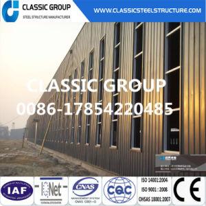 El bastidor de edificios de metal ligero bodega/Almacén de prefabricados de estructura de acero Industrial