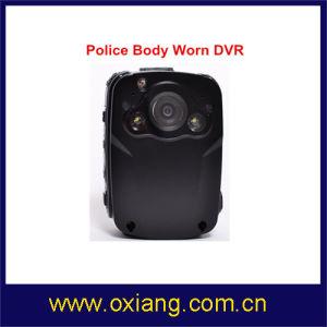 1080P身につけられる警察ボディDVR無線警察のボディによって身に着けられているカメラ