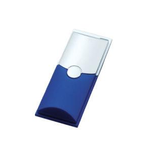 Мода пластмассовых и металлических флэш-накопитель USB, безопасные и надежные
