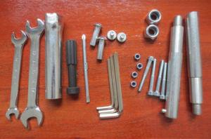 Outils de l'HHPW170, pièces de rechange