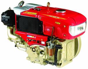 ディーゼル機関の単一シリンダーSh120n