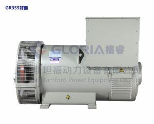 Sin escobillas de 364kw/alternador Stamford para grupos electrógenos, chino el alternador. /Gr355c