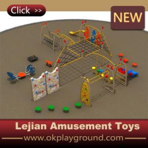 2016 ce jeu intéressant les enfants jouer d'escalade de plein air (P1204-4)