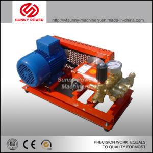 30kw 1000psi Triplex Wasser-Pumpe für Reinigungs-Maschine/Rohrleitung/Lieferungs-Oberfläche