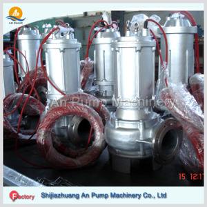 Shijiazhuang una bomba bomba sumergible de aguas residuales Silty