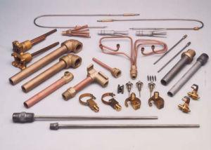 弁の溶接のための高周波誘導加熱ろう付け機械