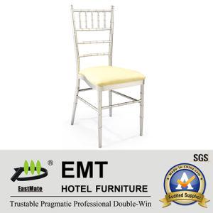 Le métal de couleur argent Chivari Président pour la vente (EMT-803)