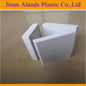 0.3mm-30mm White PVC Foam board for Advertizing Printing display and Cabinet