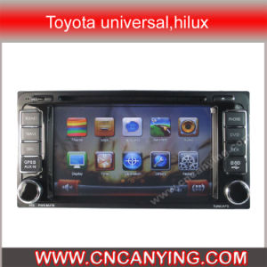 Toyota Universal, GPS를 가진 Hiluxl, Bluetooth를 위한 특별한 Car DVD Player. (CY-6115)