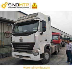 SINOTRUK HOWO A7 380CV/420HP 10W caminhão trator com motor Euro4