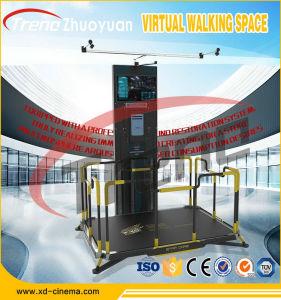 Espacio De Realidad Virtual Sala De Juegos Vr Caminata Espacial Htc