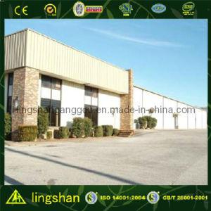 Офис стальной структуры Lingshan полуфабрикат (LS-SS-010)