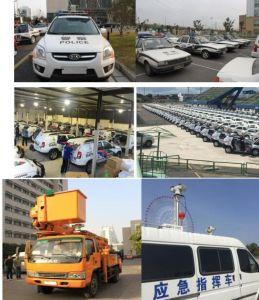 500m Veículo Laser câmara CCTV PTZ Solução Completa