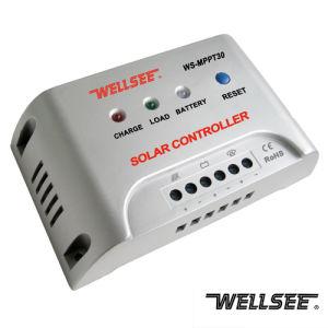 20A 12/24В Контроллер панели солнечных батарей (WS-MPPT30)
