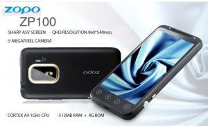 ZOPO Android 4.0.9 Handy OS-MTK6575 3G mit dem 4.3 Zoll-Schirm (ZOPO/ZP100)