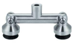 Connecteur d'angle de verre et de mur (FS-875)
