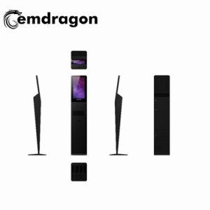 Цена на заводе 21,5-дюймовый Full HD 1080P НАПОЛЬНЫЕ ЖКМ проигрыватель / светодиодный индикатор работы плеера /ЖК-рекламы плеер