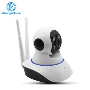 P2P de la cámara IP WiFi con Antena 2 cámara de CCTV digital inalámbrica