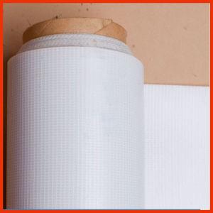 Scrim laminado a quente Banner flexíveis de PVC