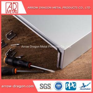 De PVDF Painel de alumínio alveolado Anti-Seismic à prova de fogo para o gabinete da máquina/ superfície de Usinagem
