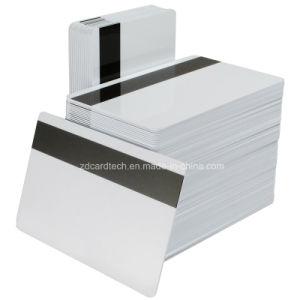 Scheda magnetica di plastica del membro di randello dell'oro del PVC di stampa