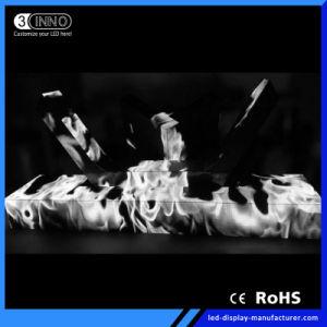 P5mm Ratio de contraste élevé Effet 3D cabine de DJ Affichage LED de l'écran