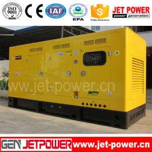 3 этап Silent дизельных генераторных установках звуконепроницаемых 150квт дизельного двигателя Perkins