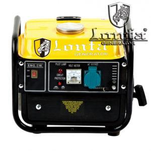 450W Air-Cooled Gasolina portátil pequeno conjunto de geradores