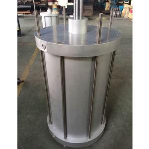 10トン容量の頑丈な溶接された水圧シリンダ