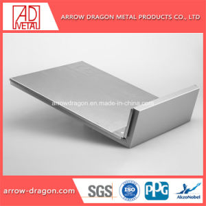 Leve de PVDF Painel favo de alumínio de alta rigidez para transporte de Metro/Metro