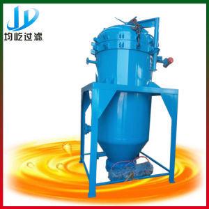 석유 정제 기계 식용유 압력 잎 필터