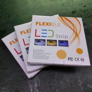 Uso flexible 12V de la dimensión de una variable los 60LEDs/M de la tira 2835 S de la decoración LED