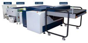 Ecoographix Automático en línea de soluciones de preimpresión CTP térmica