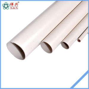 Todos los tamaños disponibles CPVC de plástico Sistema de agua de tubo de PVC