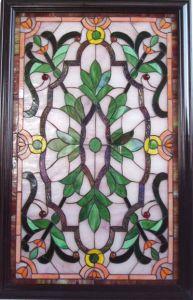 Panel de vidrieras Tiffany Ventana Arte