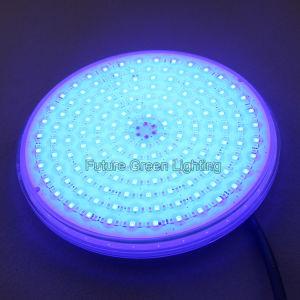 Indicatore luminoso subacqueo della piscina chiara piana del LED 12V PAR56 18-42W